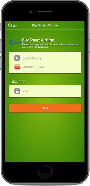 Topup/Buy Smart Airtime in Uganda
