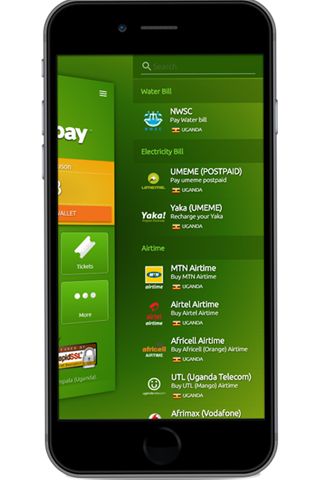 How to Pay Utility Bills, PayTV, Data Internet Online in Uganda using Easypay Mobile Wallet