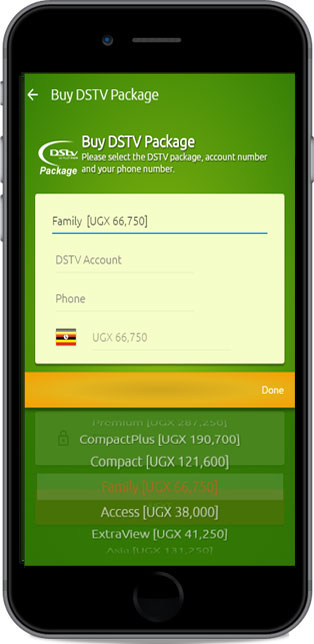 How to Pay DSTV in Uganda Using Easypay Wallet