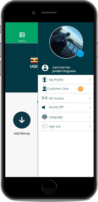 Enable Mobile Money API for MTN, Airtel, Africell and UTL m-sente Uganda